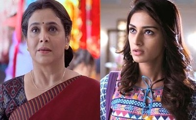 KRPKAB: Ishwari refuse to accept Sonakshi without grandson