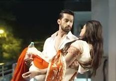 Mehek: Mehek-Shaurya first kiss amid Swetlana-Sanjay's conspiracy