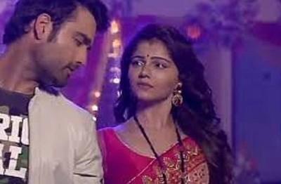 Shakti Astitva Ke Ehsas Ki: Holi romance of Harman Soumya