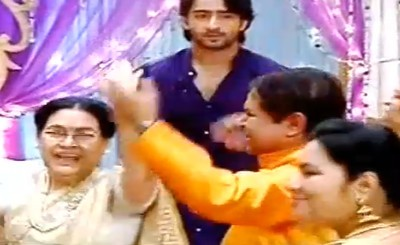 Kuch Rang Pyar Ke Aise Bhi: Bijoy's bindass dance in Sourabh-Ronita's sangeet party
