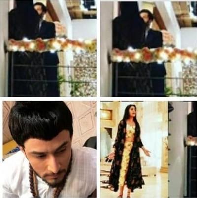 Ishqbaaz: ShivOmRu tricked Roop again Rudra cute Pandit look revealed