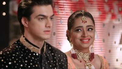 YRKKH: Disheartened Suwarna sends Naira belonging to Singhania house